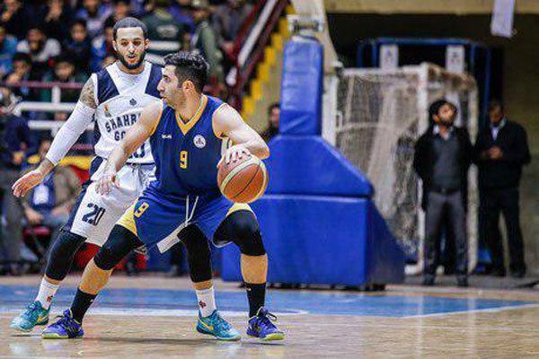 عضویت یک ملی پوش در تیم بسکتبال پالایش نفت آبادان