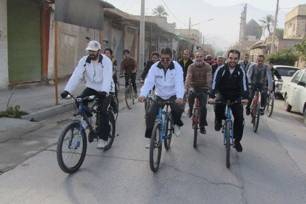 طرح دوچرخه اشتراکی در سطح شهر تهران اجرایی نشده است