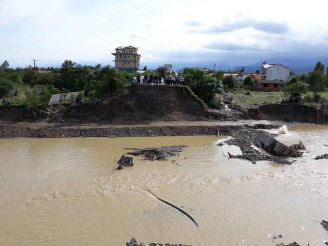 ساماندهی نشدن رودخانه ها علت تشدید آسیب های سیل