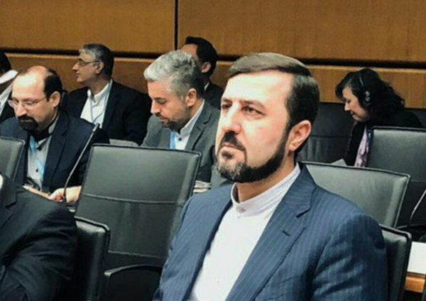 اگر درمانی برای اوضاع کنونی یافت نشود، ایران گزینه های خود را طبق برجام در اختیار دارد