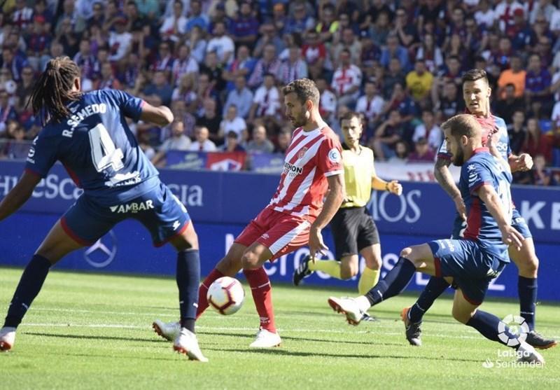 فوتبال دنیا، جیرونا فاتح دربی کاتالونیا شد