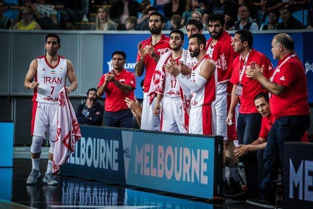 بسکتبال ایران مسافر جام جهانی شد