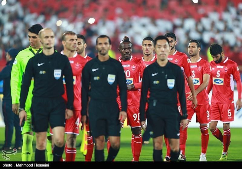 پرسپولیس به مشکل فدراسیون فوتبال دچار شد، پاداش پشت تحریم ها!