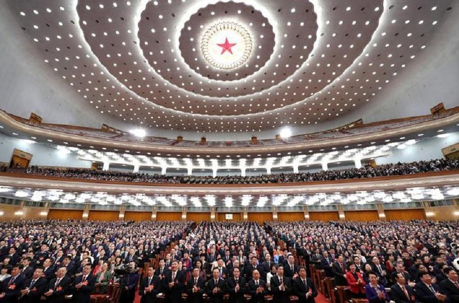 رییس کنفرانس مشورتی: چالش های پیش روی چین بی سابقه است