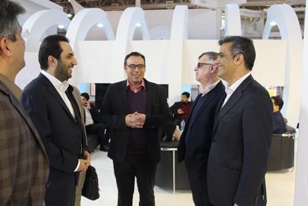 صندوق احیاء میزبان مسئولان و سرمایه گذاران بناهای تاریخی در دومین روز از برگزاری نمایشگاه گردشگری