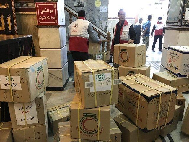 ارسال یاری های استان مرکزی به مناطق سیل زده شمال کشور