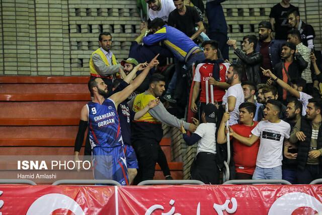 سرپرست تیم بسکتبال شهرداری گرگان: خوب بازی نکردیم