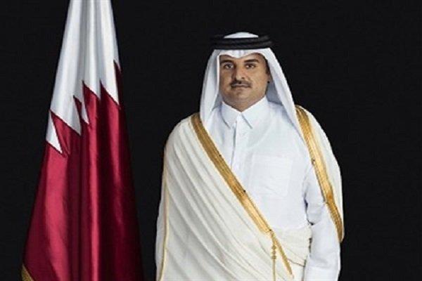 امیر قطر فردا به کویت می رود