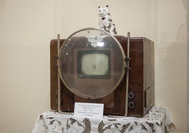 وقتی اولین تلویزیون ها به شوروی رسیدند!