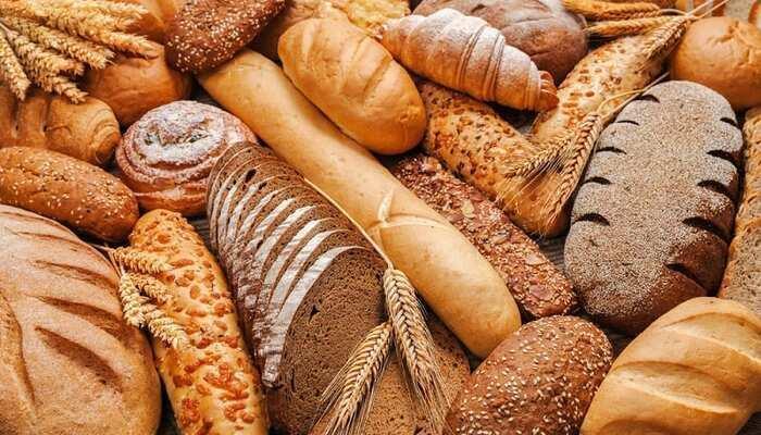 کالری نان، هر 100 گرم نان چند کالری دارد؟