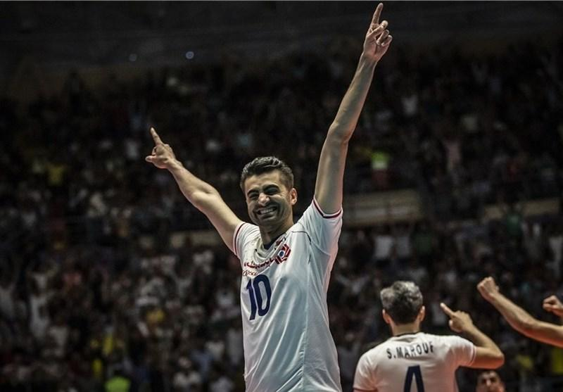 غفور: تیم ایران سال جاری به خوبی سازماندهی شده است، آموختن برای من هرگز متوقف نمی گردد