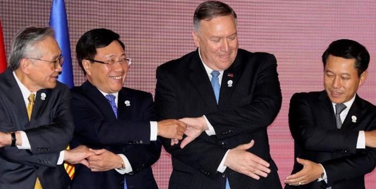لحن مصالحه جویانه پامپئو درباره چین در نشست تایلند