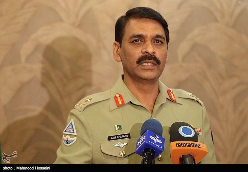 سخنگوی ارتش پاکستان: هند منتظر واکنش جامعه جهانی باشد