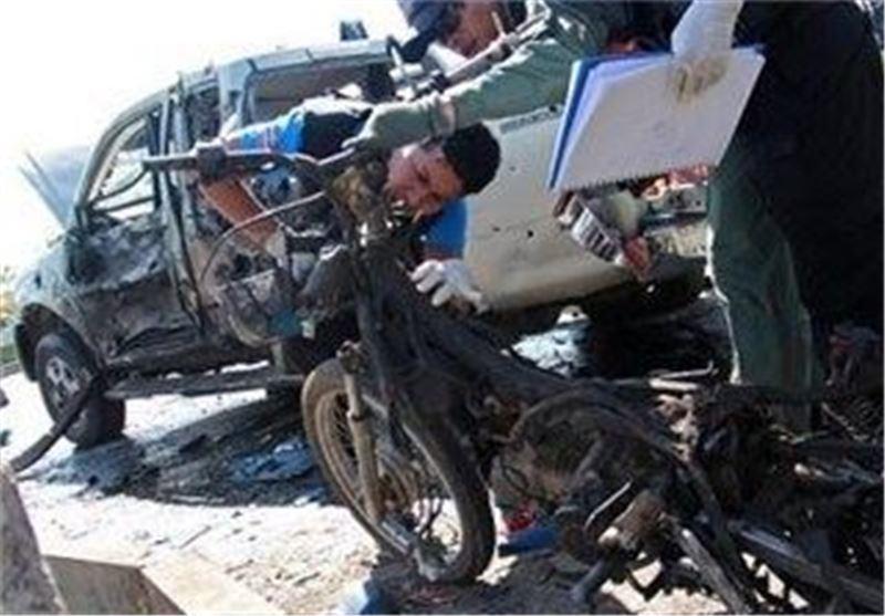 کشته شدن یک افسر پلیس در انفجار جنوب تایلند