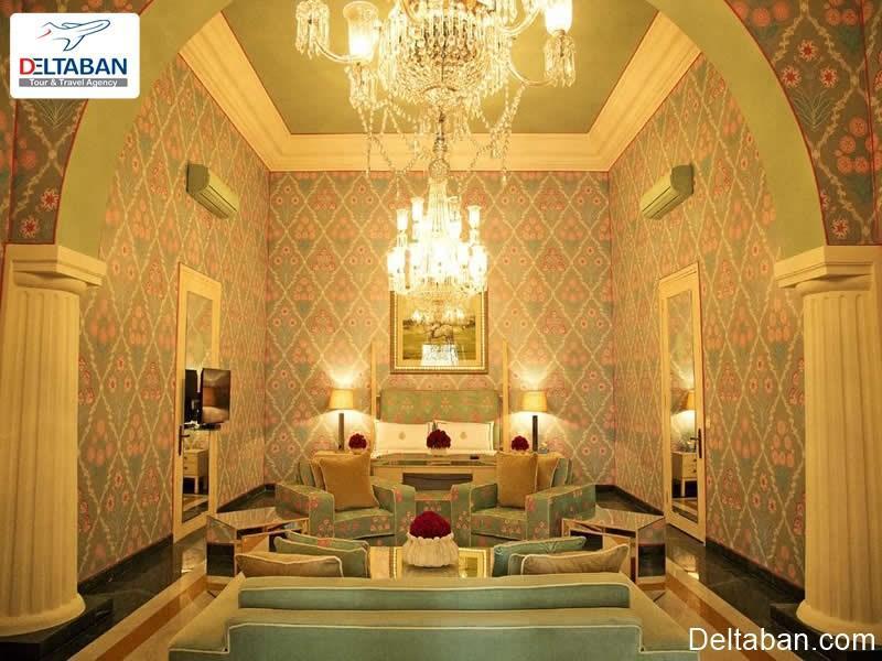 با کاخ های زیبا و بی نظیر در شهر جیپور آشنا شوید