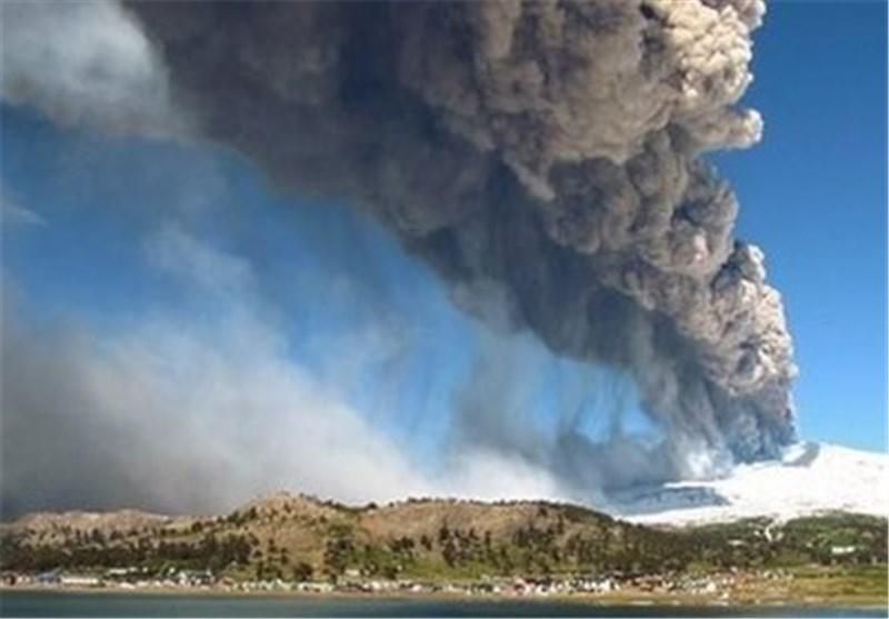 افزایش تلفات فوران آتشفشان اندونزی به 6 کشته