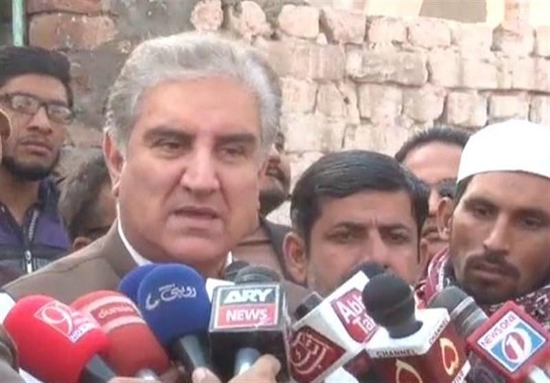 تماس تلفنی وزیر خارجه پاکستان با وزرای خارجه هلند و آفریقای جنوبی
