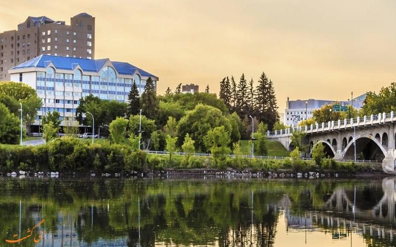 معرفی هتل پارک تون ساسکاتون ، 3 ستاره