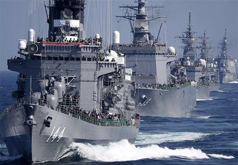 ناوهای جنگی ژاپن برای شرکت در مانور دریای جنوبی چین وارد ویتنام شدند