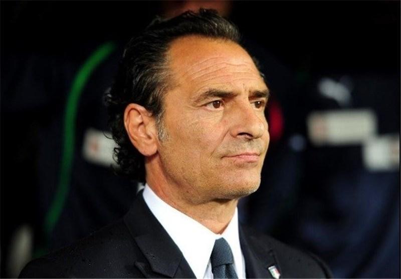 پراندلی: توتی می تواند به تیم ملی ایتالیا برگردد، اگر جام جهانی همین امروز بود او مطمئنا دعوت می شد