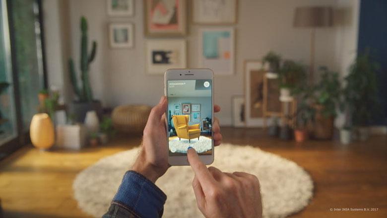 اپلیکیشن واقعیت مجازی آیکیا به روزرسانی و باهوش تر شد: همزمان چند وسیله را به طور مجازی در اتاق بچینید!