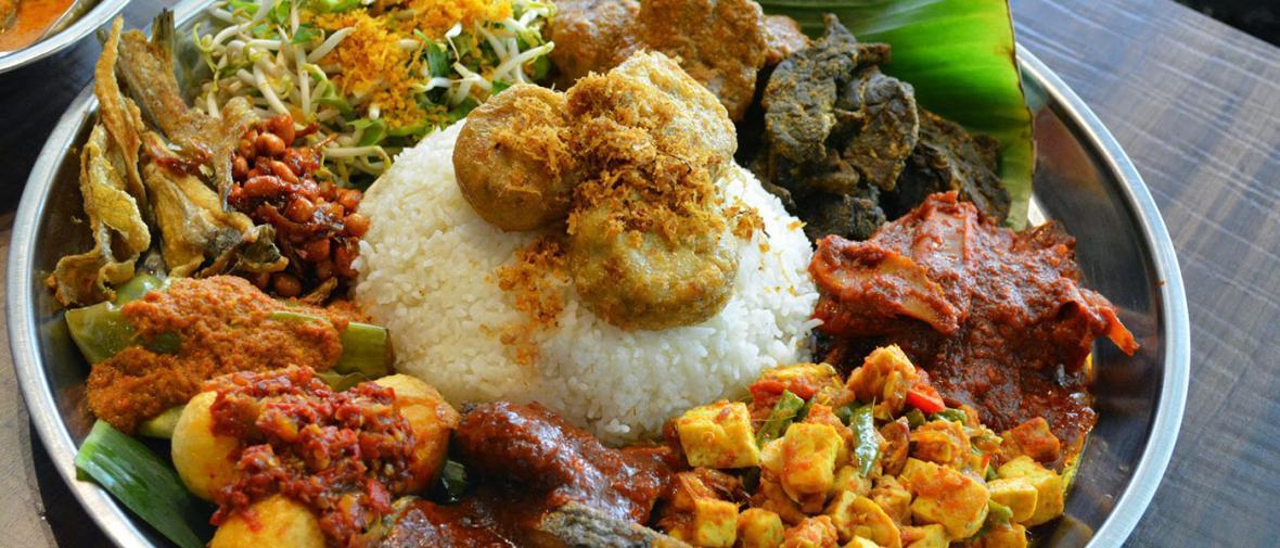 رستوران ها و کافه های حلال در سنگاپور