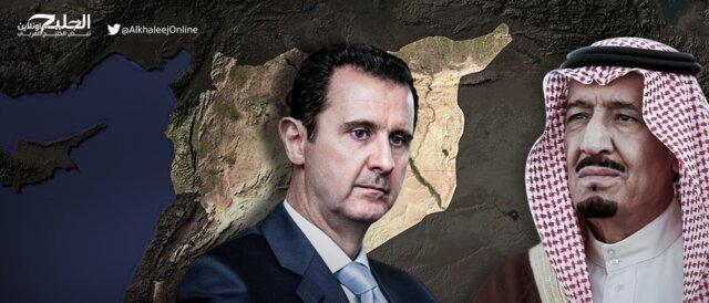 احتمال احیای روابط عربستان و سوریه
