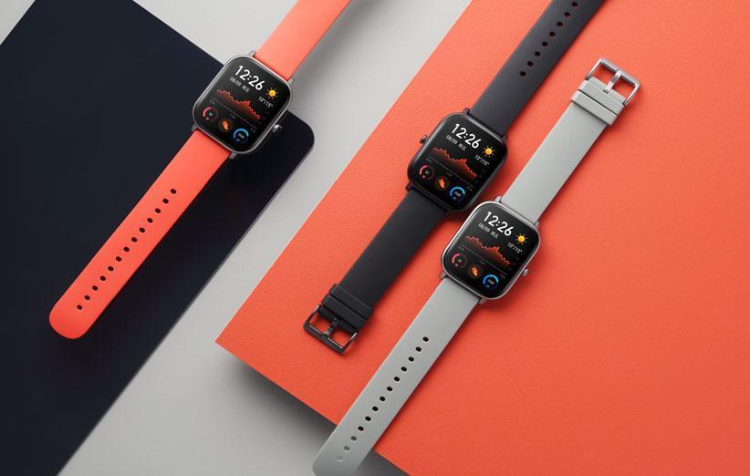 ساعت هوشمند Amazfit GTS با ظاهری مشابه اپل واچ معرفی گردید