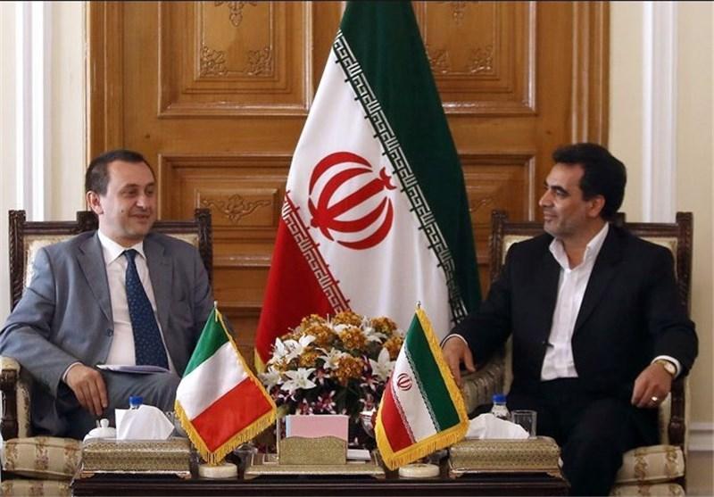 افزایش رفت وآمدهای پارلمانی نقش موثری در روابط محبت آمیز ایران و ایتالیا دارد