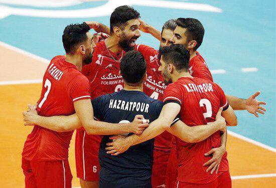 والیبال ، جواز حضور شاگردان ایگور در انتخابی المپیک با شکست قطر