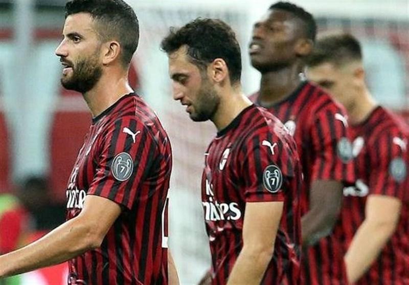 رکوردشکنی باشگاه میلان در ثبت ضرر اقتصادی