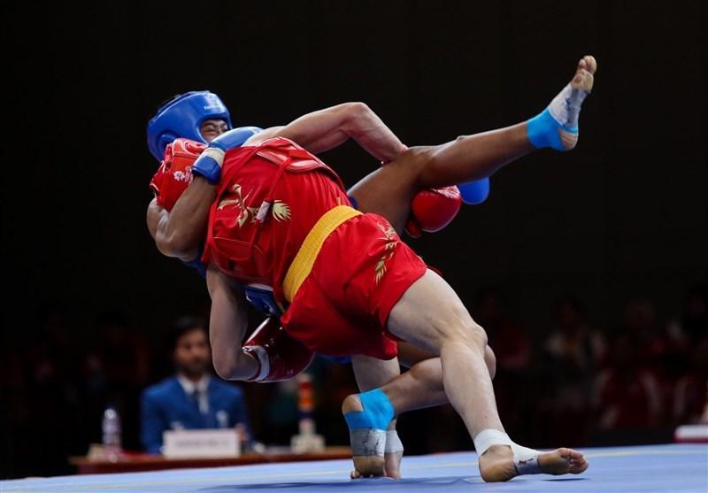 ثبت بهترین نتیجه تاریخ ووشو در دنیا، قهرمانی ایران در بخش ساندا در سرزمین چینی ها