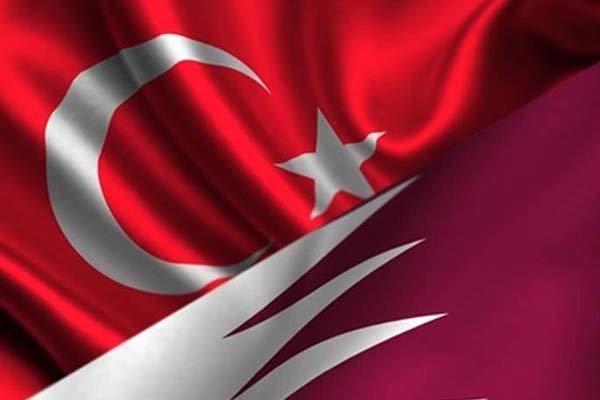 قطر و ترکیه به دنبال تقویت همکاری های مالی