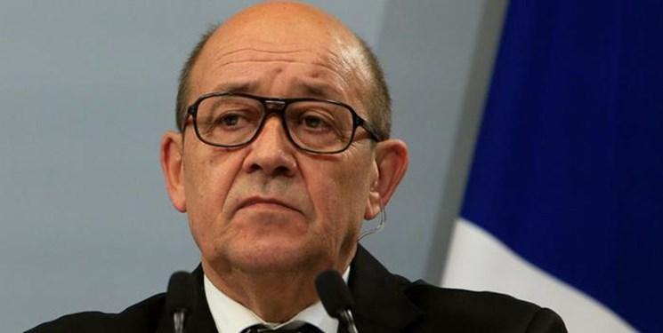 فرانسه: عملیات ترکیه خطری برای امنیت اروپا است