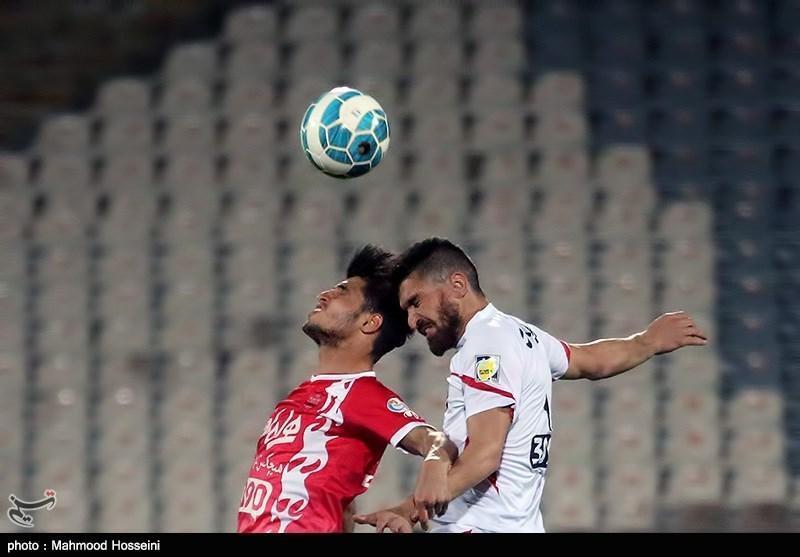 تساوی پرسپولیس و العروبیه عمان در نیمه اول