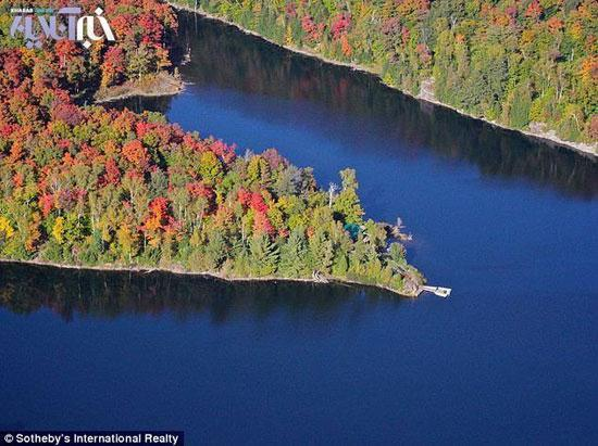 تصاویر: بهشت 79 میلیون دلاری در کانادا