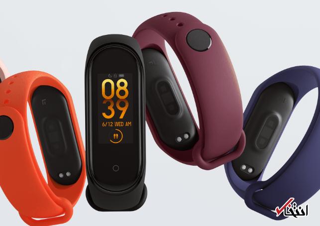 دستبند هوشمند می باند4 شیائومی به روزرسانی شد ، بهبود عملکرد صفحه نمایش و ردیاب شنا