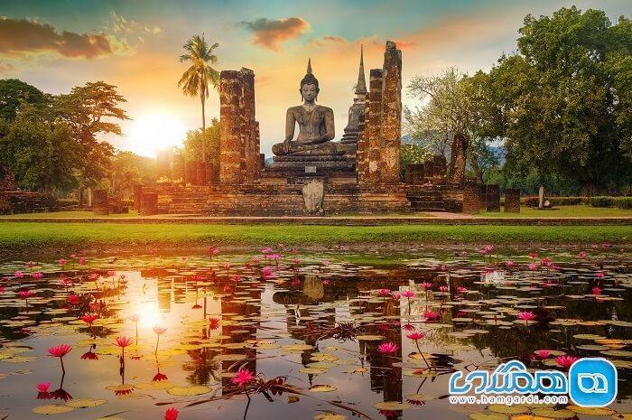 آشنایی با شهر سوخوتای، شهر باستانی تایلند