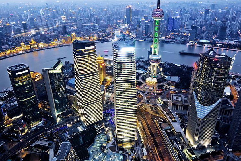 حمل و نقل عمومی در شانگهای؛ چین