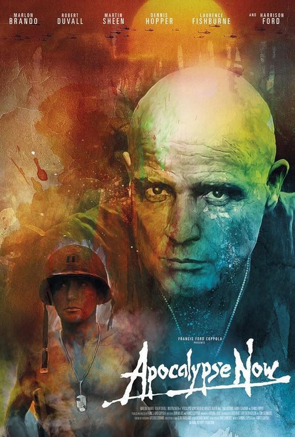 فیلم اینک آخرالزمان - داستان کلی ، تحلیل ، نقد و آنالیز - Apocalypse Now 1979