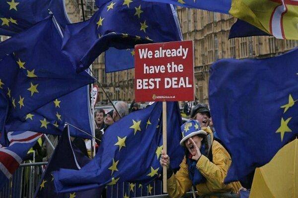 اتحادیه اروپا تمدید برگزیت تا 31 ژانویه 2020 را تصویب کرد