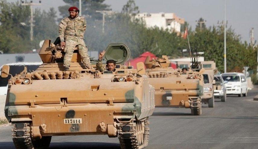 ورود یگان هایی از ارتش سوریه به منبج