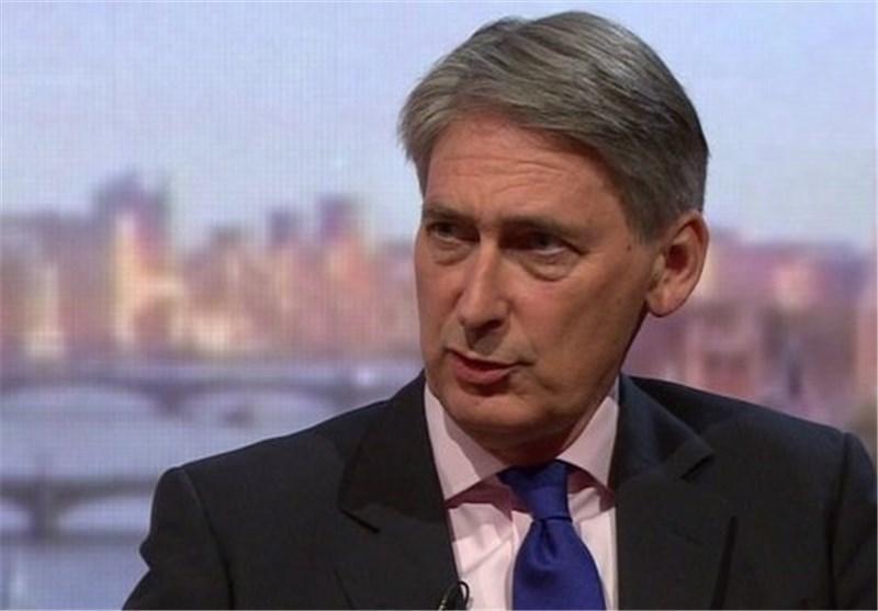 هاموند: انگلیس تعهدی به شرکت در هرگونه حملات هوایی در عراق ندارد