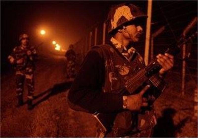 تجدید قوای نیروهای هندی و پاکستانی در مرز کشمیر