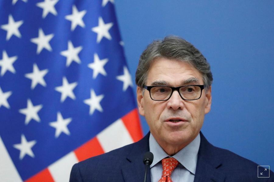 ریک پری: مذاکره با ریاض درباره انرژی اتمی با موفقیت پیش می رود
