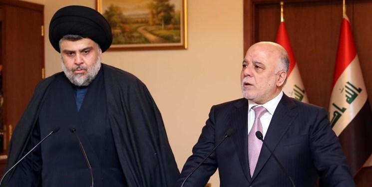 المدی: مقتدی الصدر و العبادی به دنبال استیضاح نخست وزیر عراق هستند