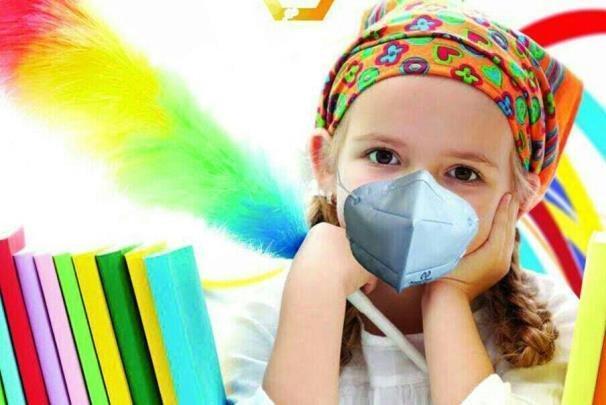 مقابله با آلاینده های هوا با ماسک های سوپاپ دار نانویی
