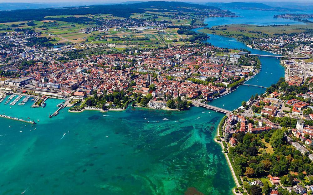 شهر کنستانتس آلمان، مقصدی عالی برای تور تابستان اروپا