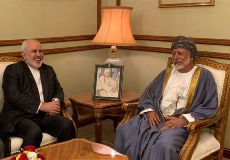 دور دوم گفتگوهای وزرای خارجه ایران و عمان