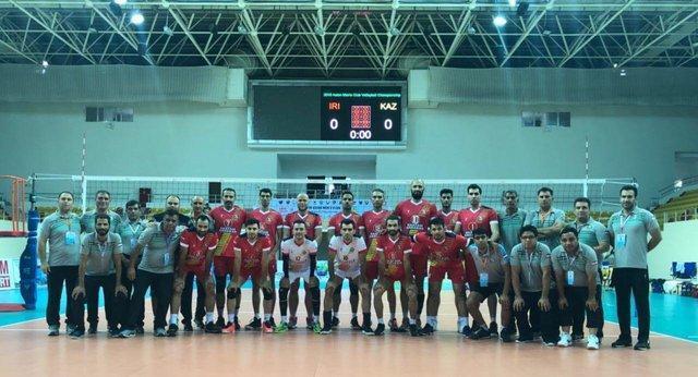 صعود خاتم اردکان به جمع چهار تیم برتر آسیا